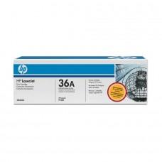 Картридж HP CB436A  черный (оригинальный)