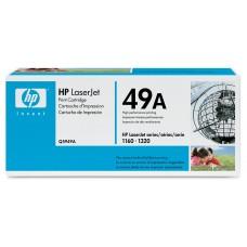 Картридж HP Q5949A  черный (оригинальный)