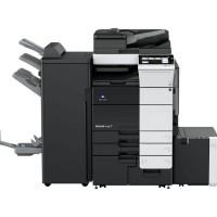 Konica Minolta начинает продажи новых полноцветных МФУ формата A3 bizhub C659/ C759